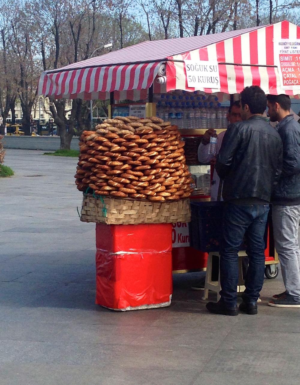 Simitci in Kadıköy, İstanbul