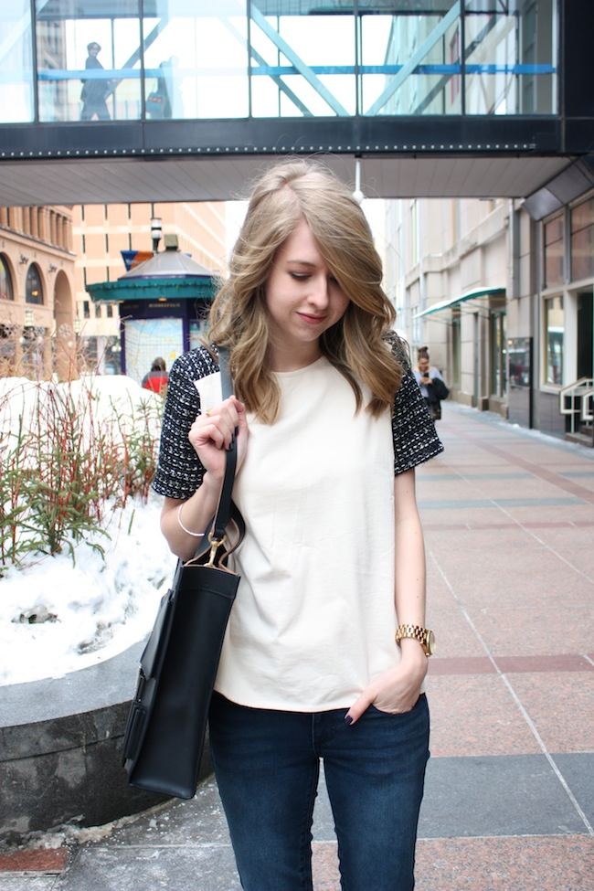 chelsea+lane+zipped+truelane+blog+minneapolis+fashion+style+bogger+jcrew+tweed+sleeve+top+justfab+quilted+denim+vans+custom+slip+on+kate+spade+saturday+inside+out+tote4.jpg
