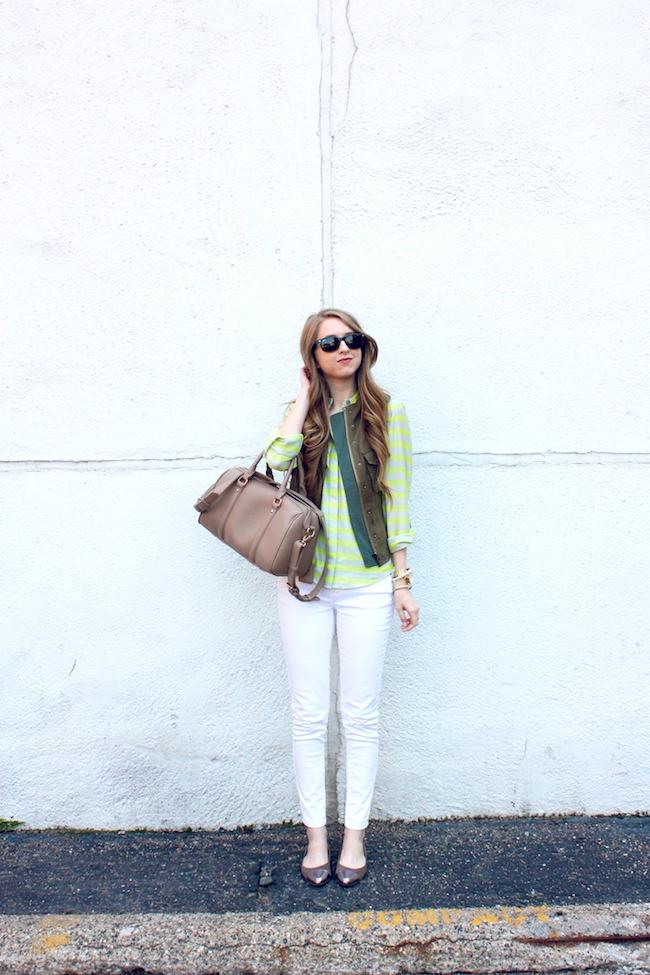 chelsea_zipped_ann_taylor_striped_button_up_parc_boutique_costa_blanca_vest_white_jeans_levis_denim_leggings_mia_francescas2.jpg