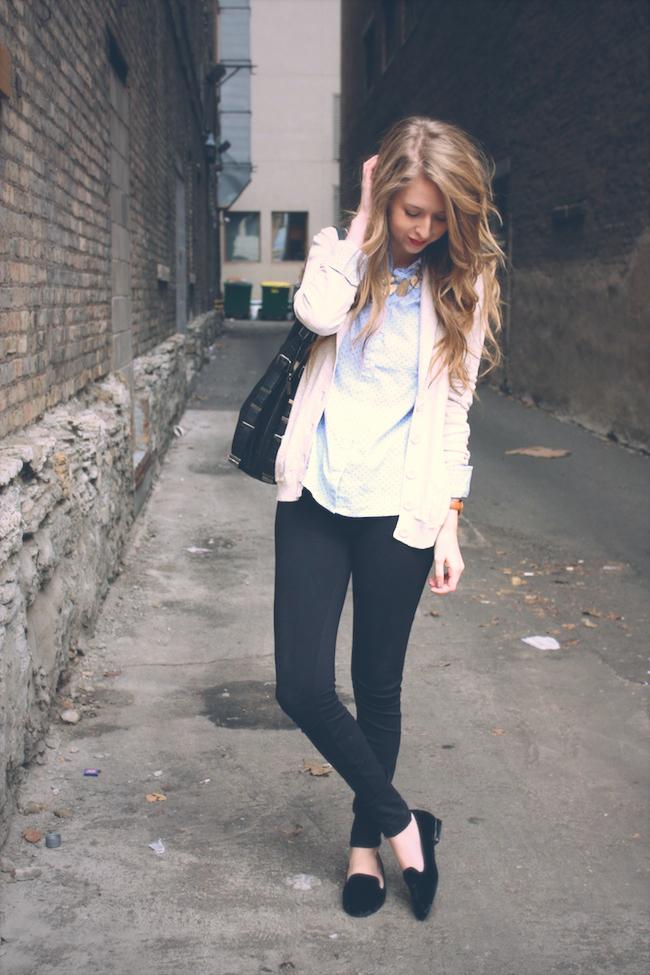minneapolis_fashion_blogger_gap_polkadot_buttonup_pixiepants_jcrew_black_velvet_loafers1.jpg