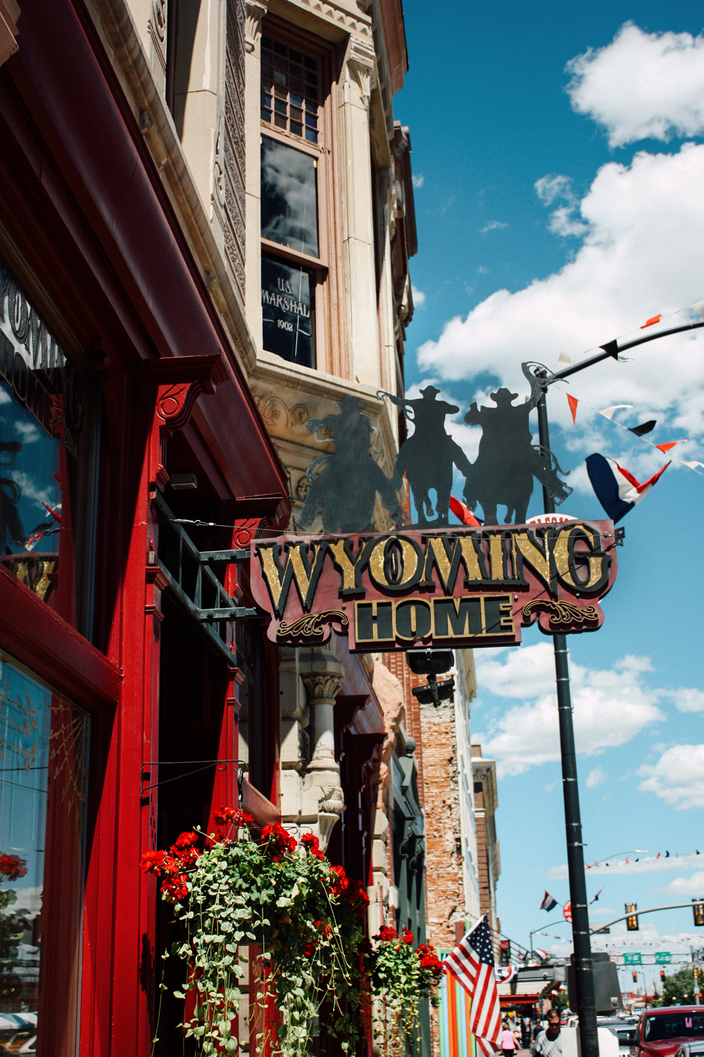 Wyoming Home during Cheyenne Frontier Days via truelane.png