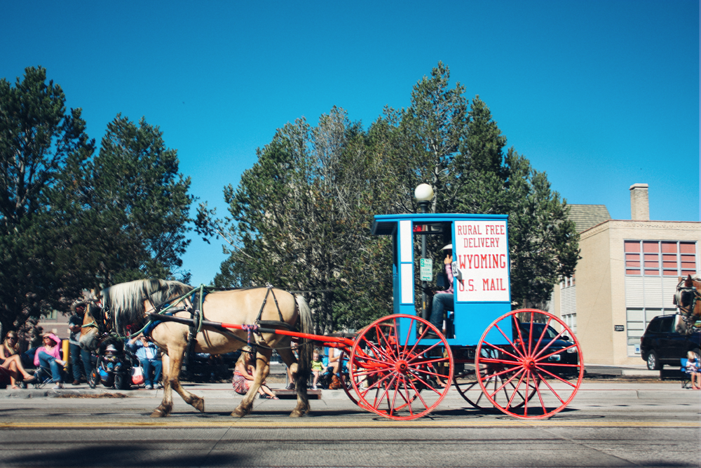 Post Office carriage at Cheyenne Frontier Days via truelane.png