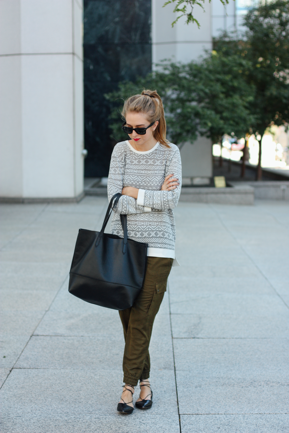 truelane in Lou & Grey, Anthropologie, J.Crew and Aldo.png
