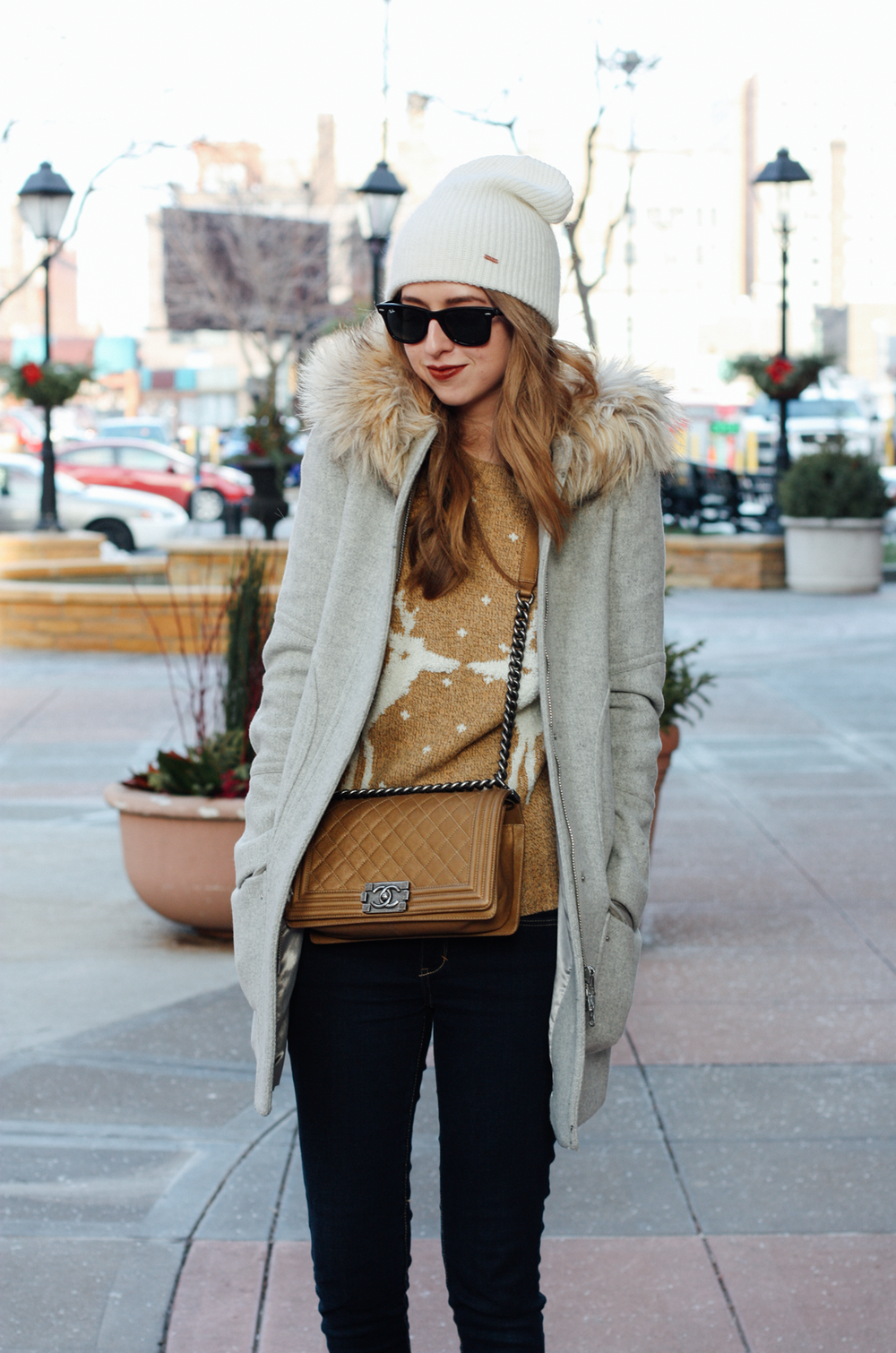 Chanel boy bag, J.Crew chateau parka via truelane.png