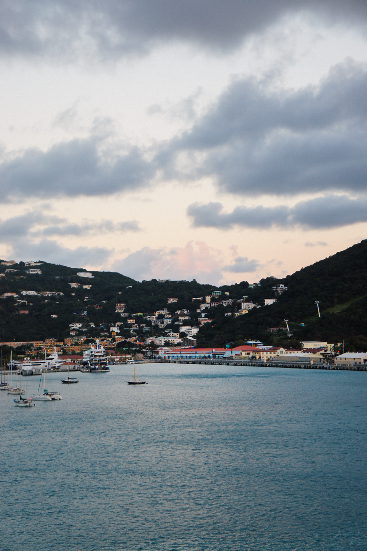 St. Thomas port bay via Princess Cruises | truelane