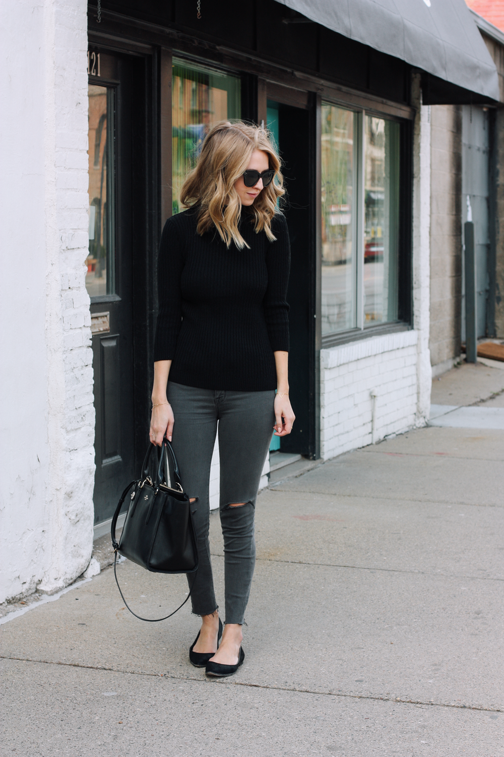 Mock Turtleneck | truelane