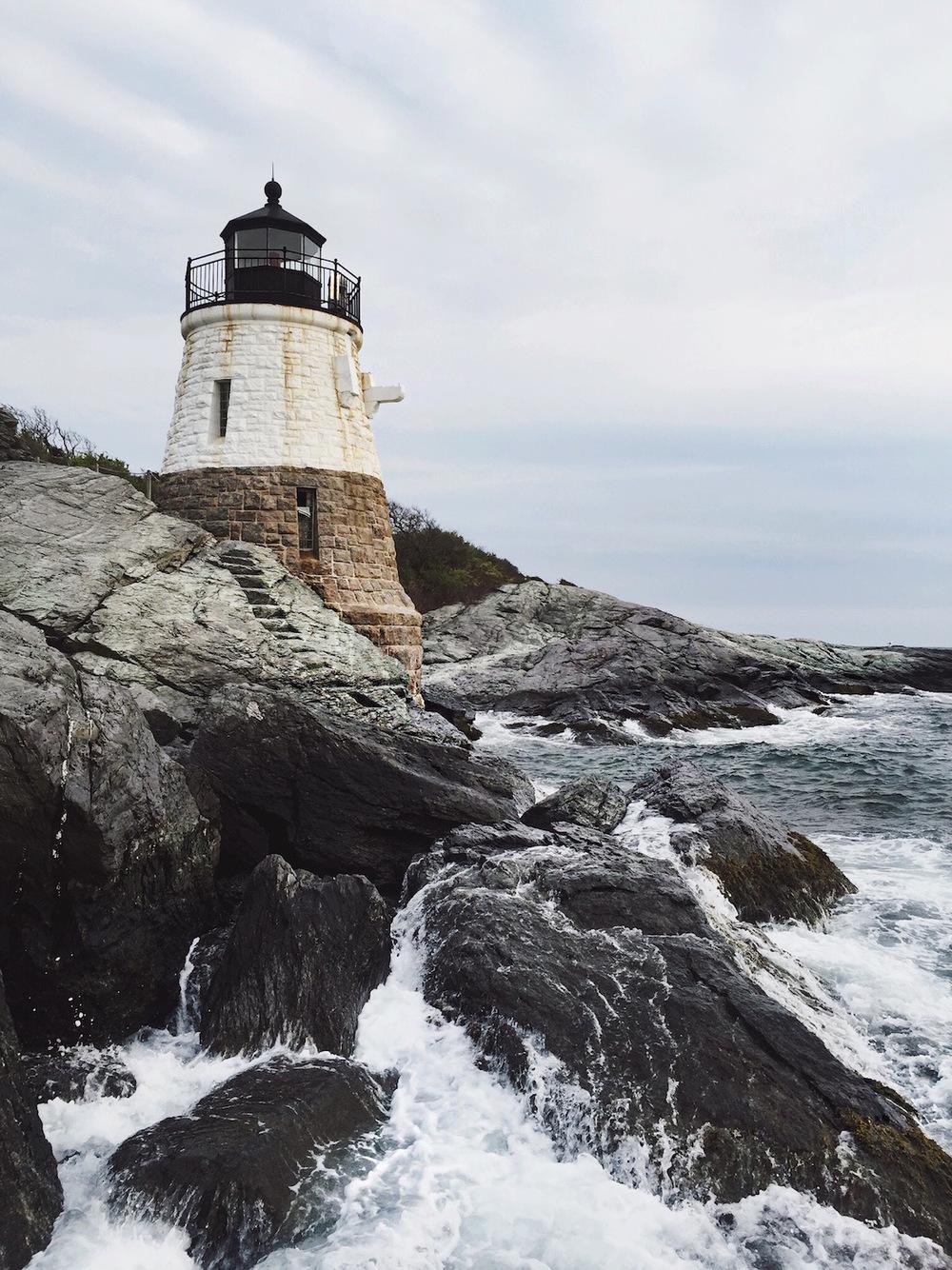 Castle Hill Lighthouse | truelane
