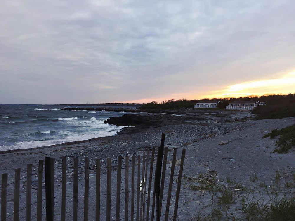 Newport, Rhode Island sunset | truelane