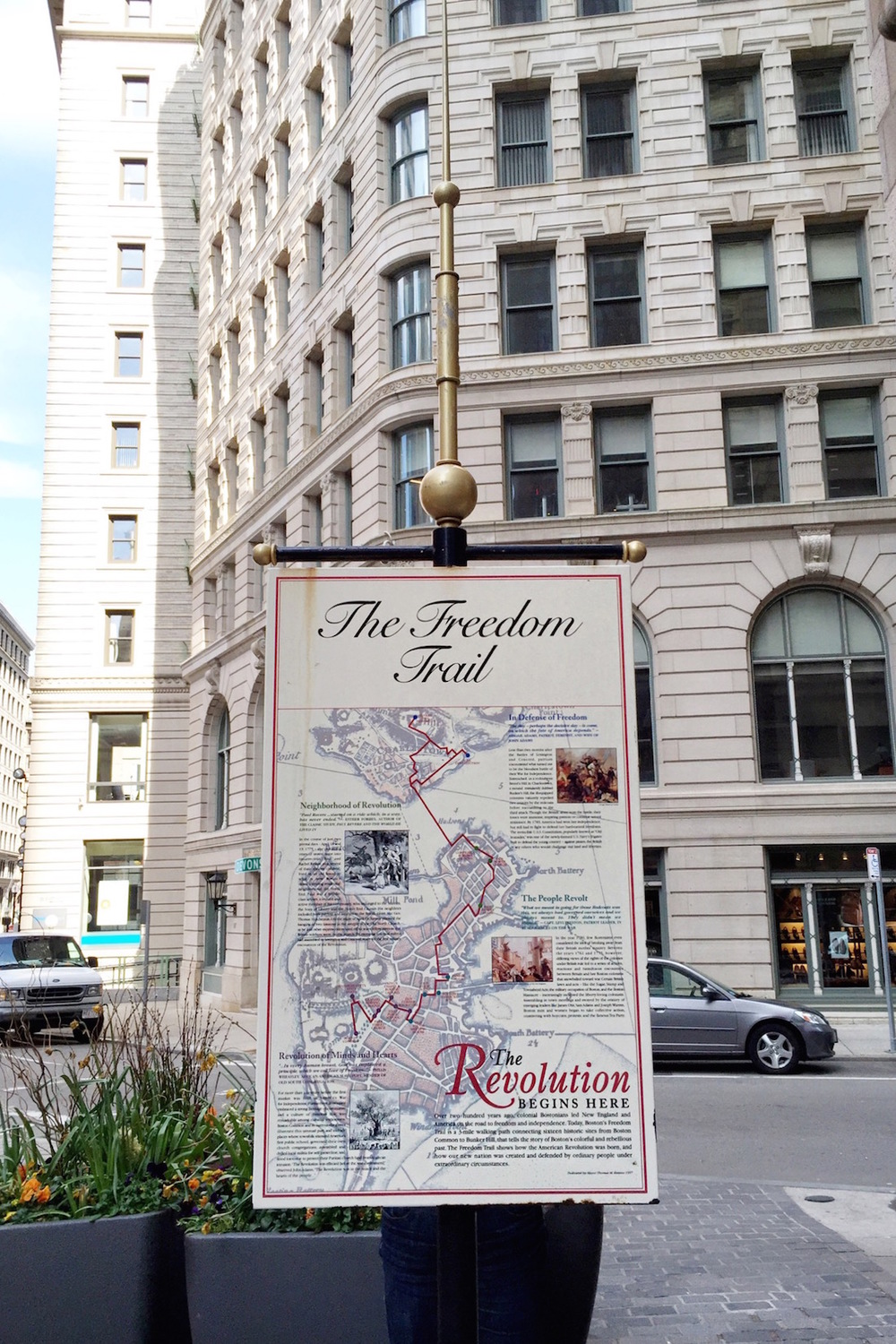 Boston's Freedom Trail | truelane