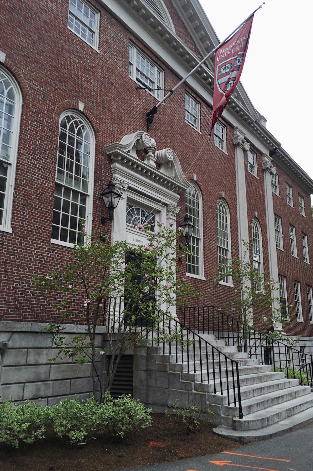 Harvard University | truelane