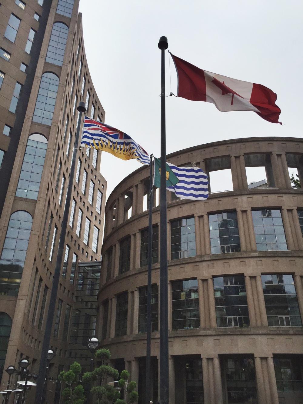 A Rainy Day in Vancouver, B.C. | truelane