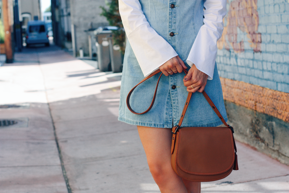 Denim Dress | truelane