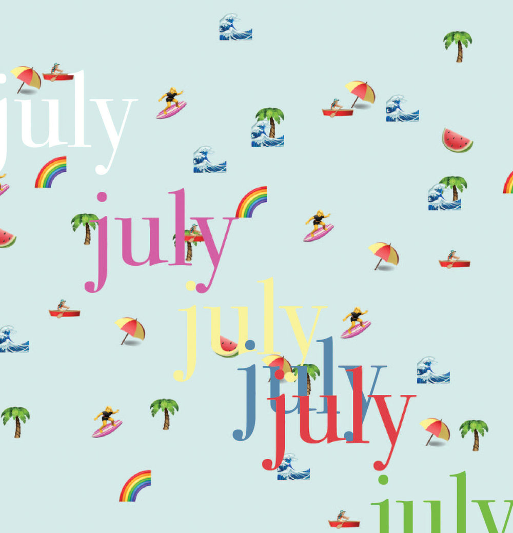 July Playlist | truelane