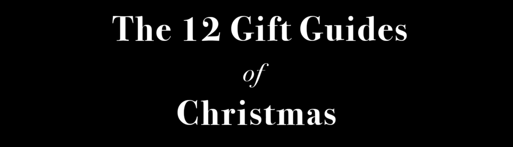 12 Gift Guides of Christmas: Men | truelane