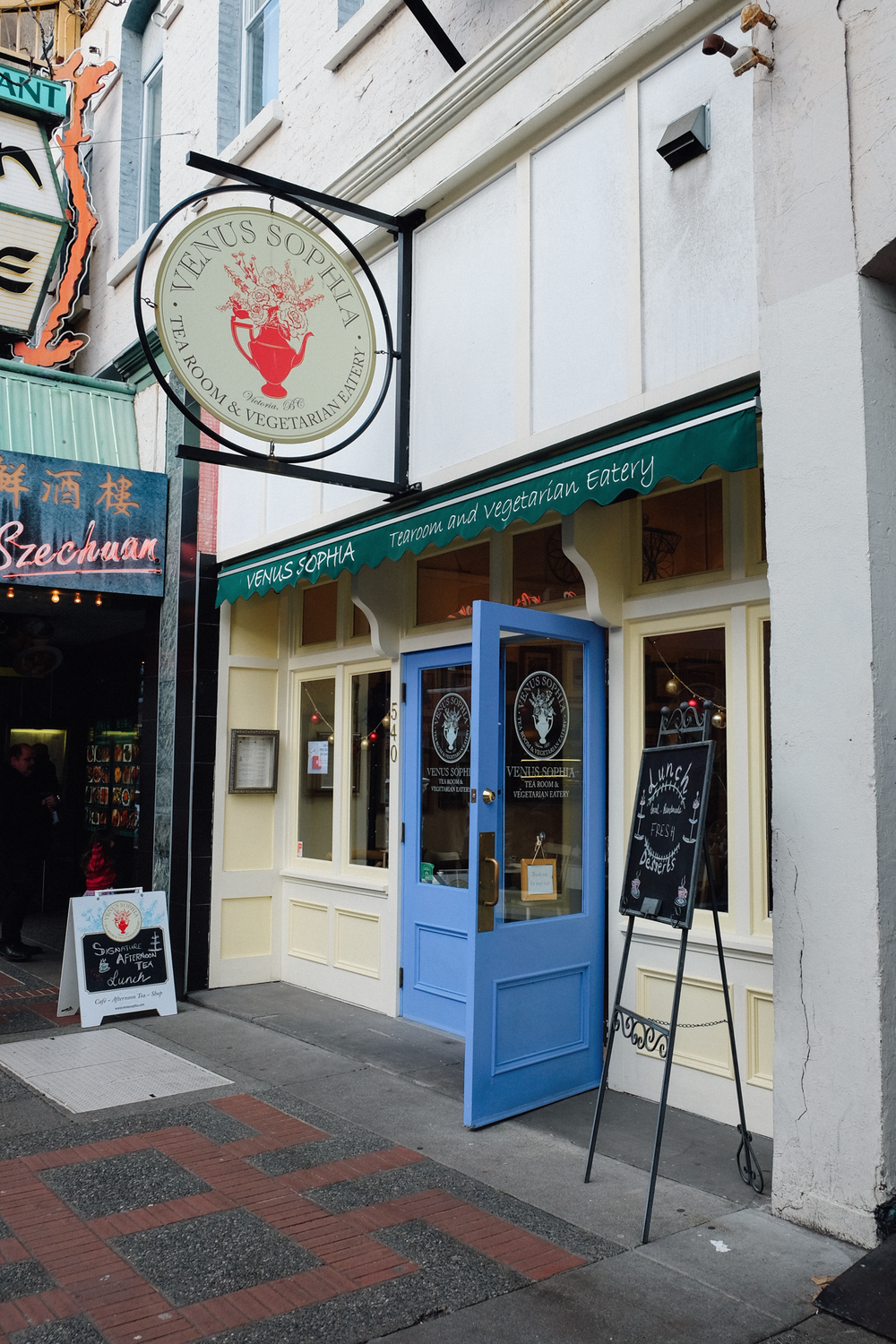 Where to Eat in Victoria, B.C. | truelane