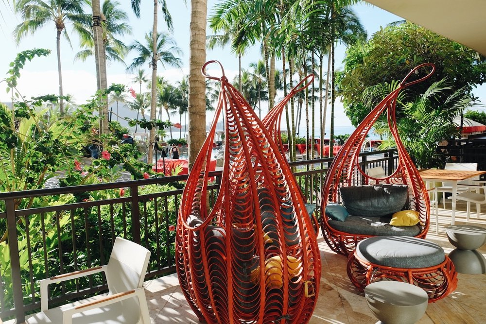 Home Sweet Hotel: The Royal Hawaiian | truelane