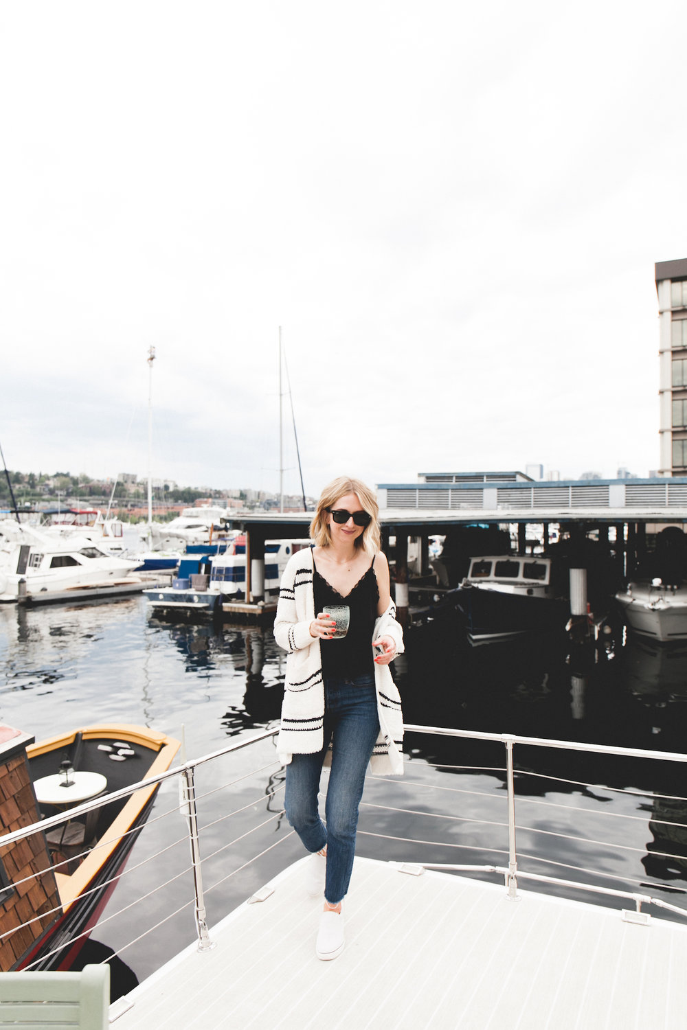 Seattle Staycation: Lake Union House Boat | truelane