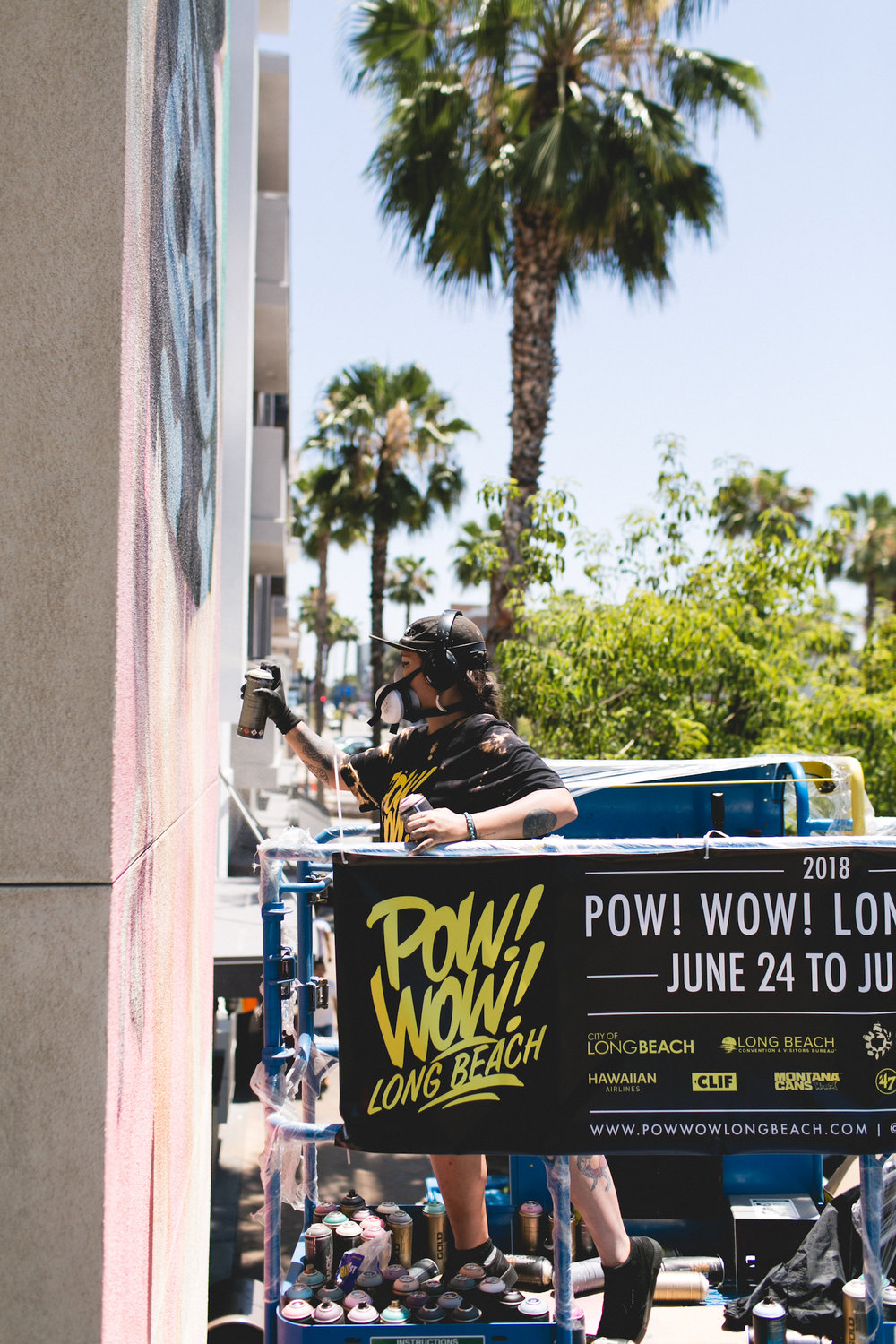 POW! WOW! Long Beach 2018 | truelane