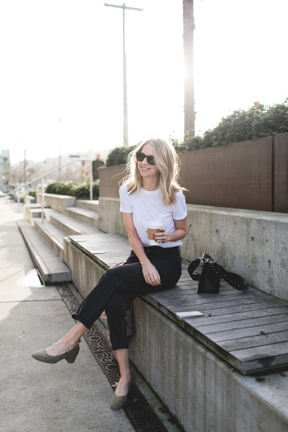 Styling Everlane Basics | truelane