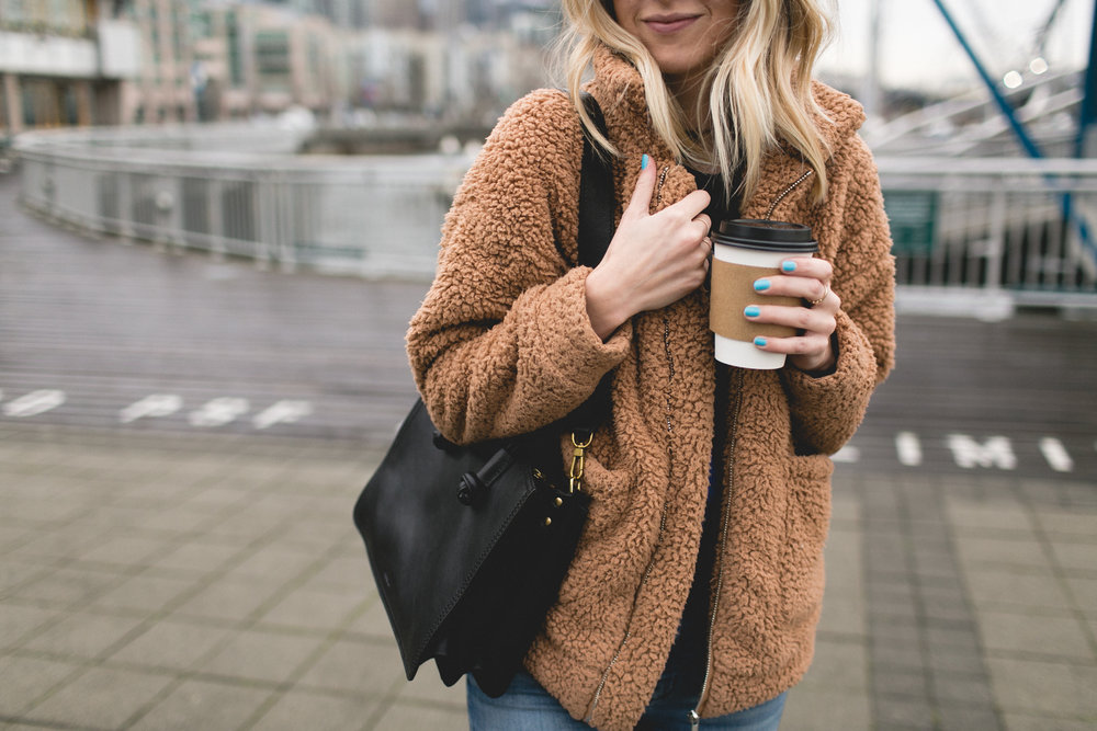 Teddy Coat | truelane