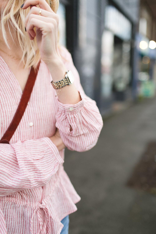 Scarlet Stripe | truelane