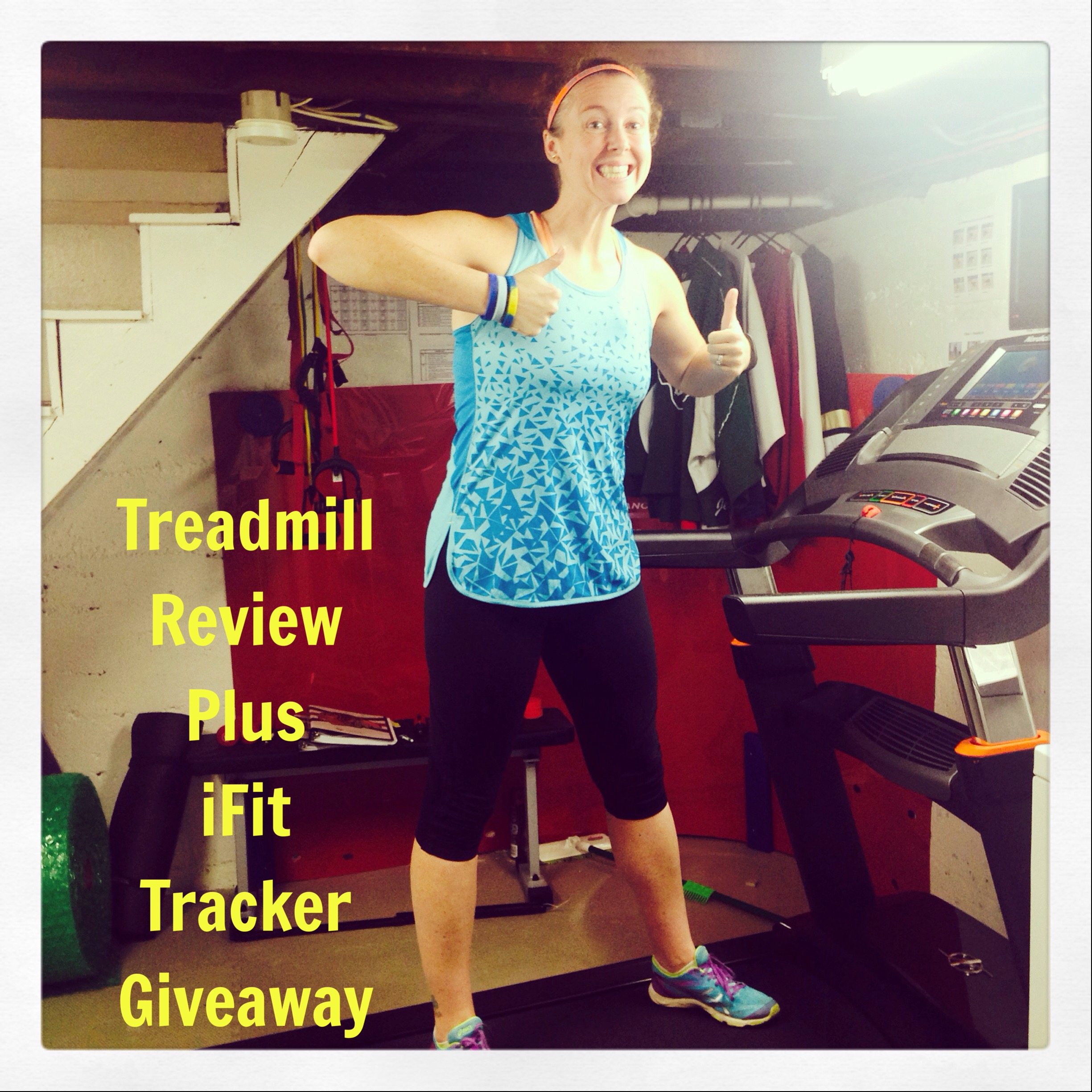 My NordicTrack Treadmill Review PLUS iFit Tracker Giveaway — Weight