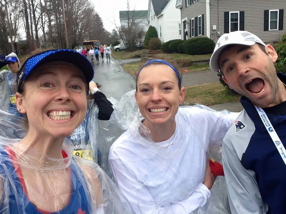 Pre-Boston Marathon 2015!