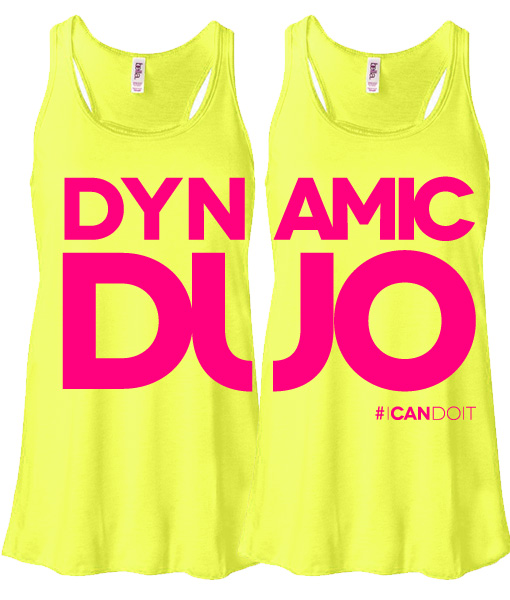 6daebbff44abf My BRF (Best Running Friend) Page and I will be tackling the ZOOMA Women s  Half in September and I think we need this sweet Dynamic Duo shirt set ( 45  for ...