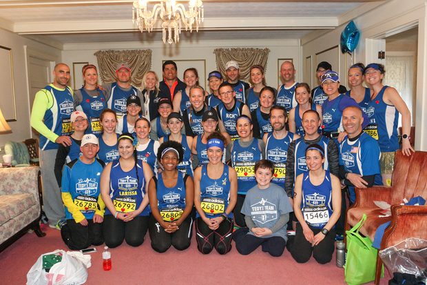 2015 Boston Marathon Team