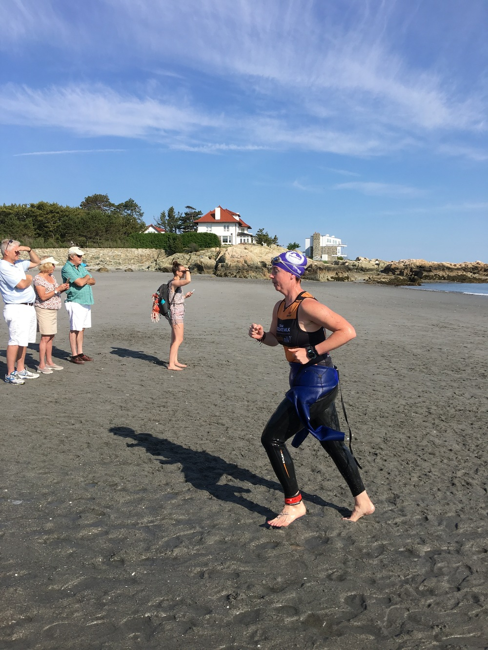 triathlon 1/4 ironman