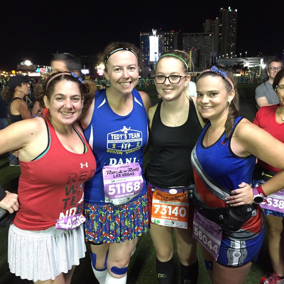 Sparkly Soul Ambassadors: Briana, Libby, Brandi