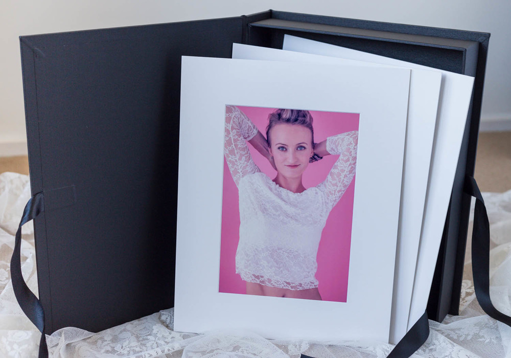 portrait portfolio box valerie prudon