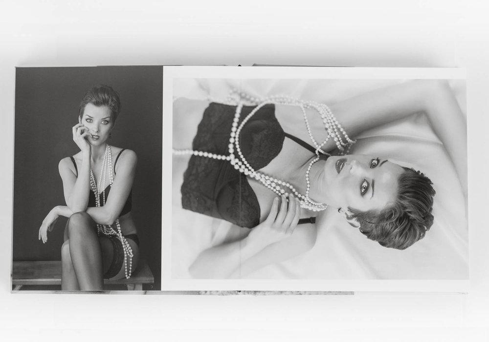 boudoir portrait photography sydney