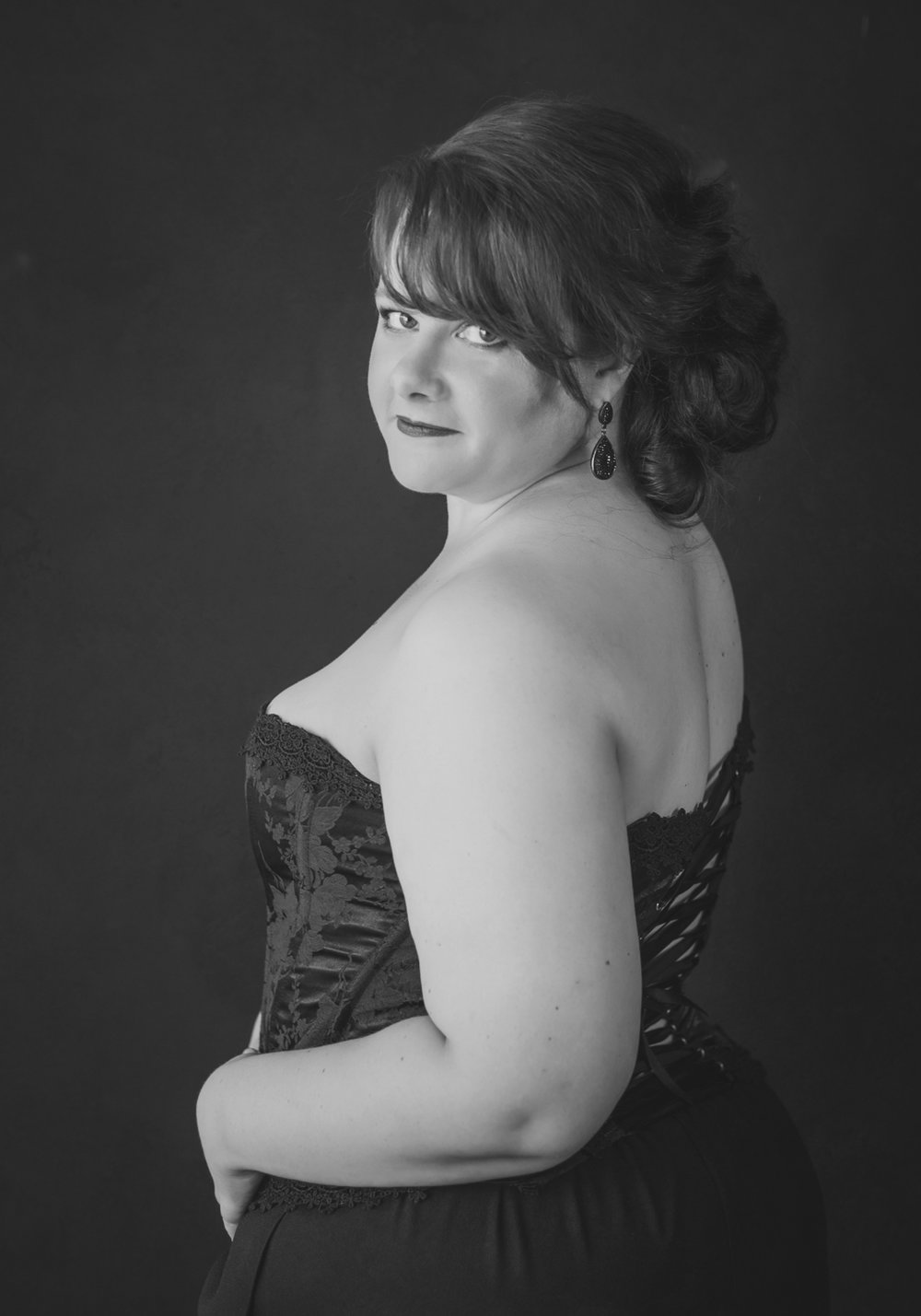 boudoir portrait photography sydney