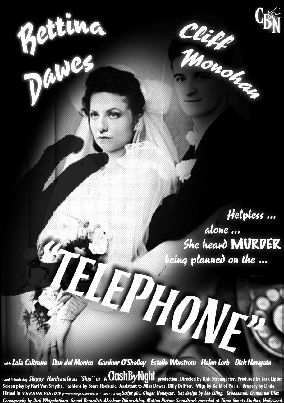 Telephone Promo