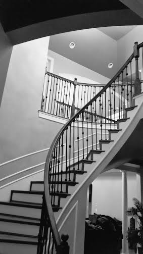 White Stair Case Black and White.jpg