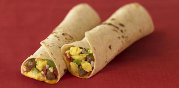 Breakfast Burritos will be served on the plaza before 10AM service. Join us for fellowship!