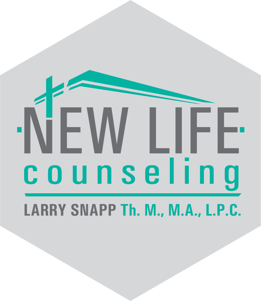 Larry Snapp Counseling logo hexagon.png