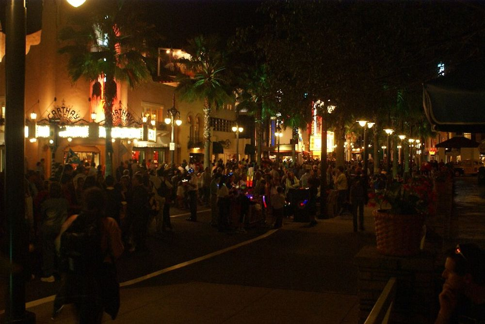 Main Street, Disney's  Hollywood Studios