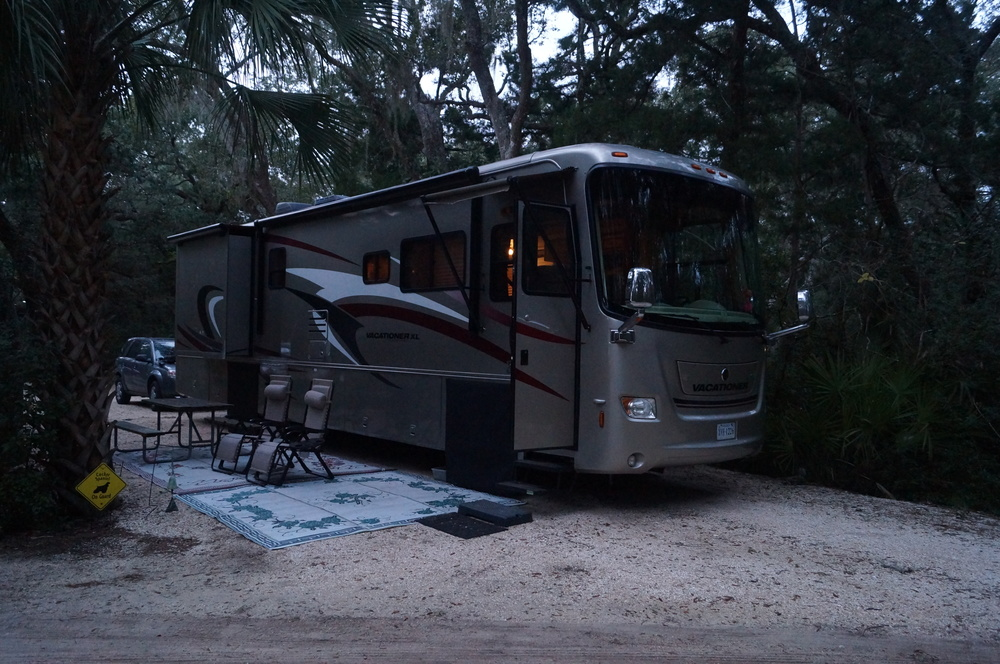 North Beach RV Resort, Saint Augustine, Florida