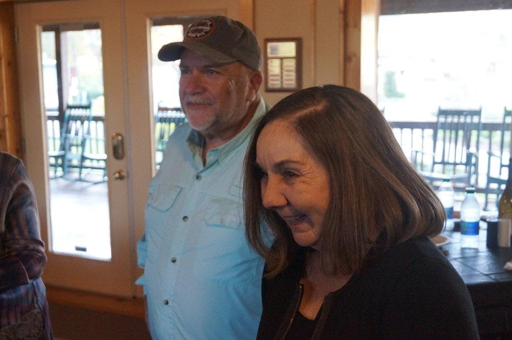 John and Shirley