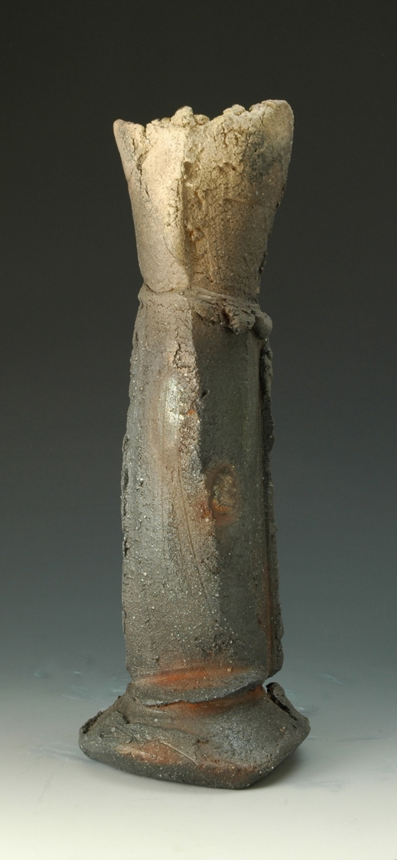 Yohen vase. H:50cm