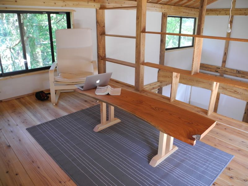 Loft in new studio in Ogami