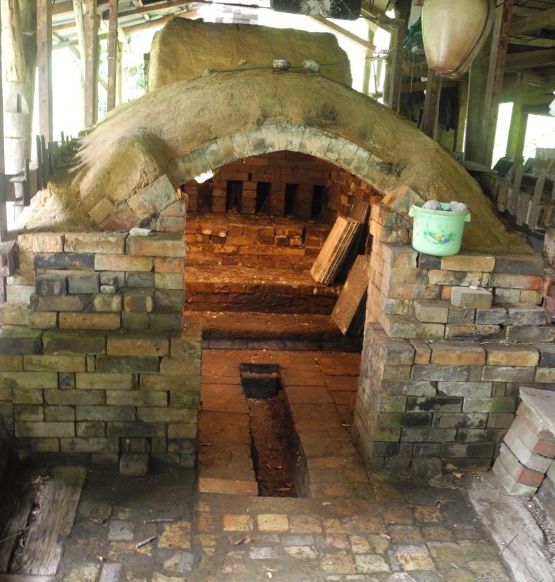 Kiln in Ogami