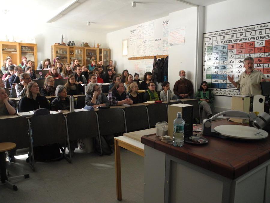 My Demo at Landshut