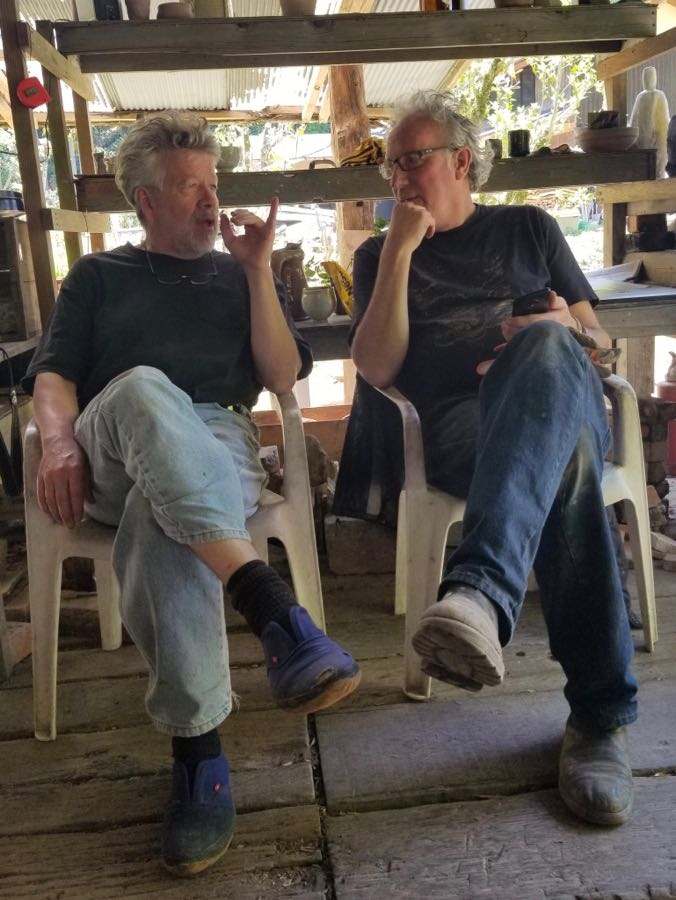John and Bruce