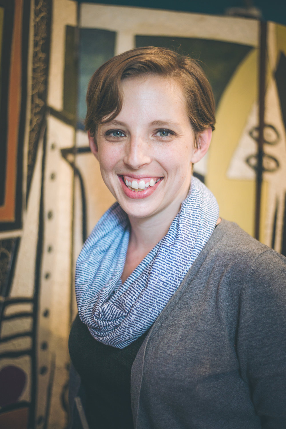 Jessica Vogtman Owner and Doula