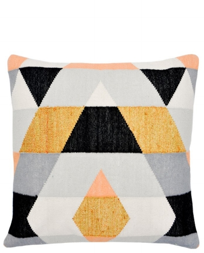 "20"" Geo Pillow by Langdon"