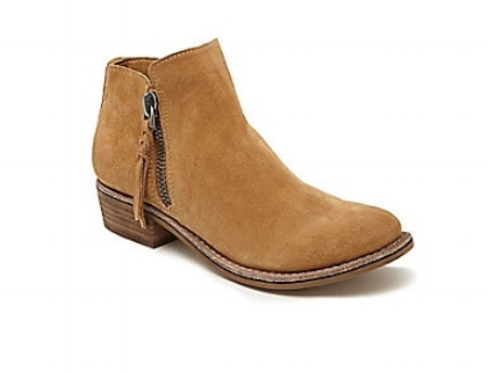 Sutton Booties by Dolce Vita ($140)