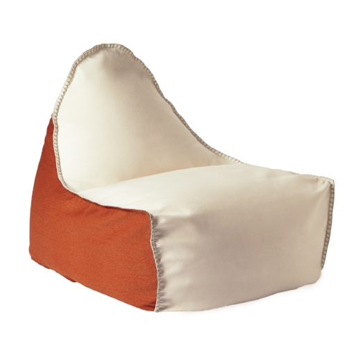 A lounger that is just too cool for school. But perfect for lounging.   Serena and Lily Newport Lounger  $228